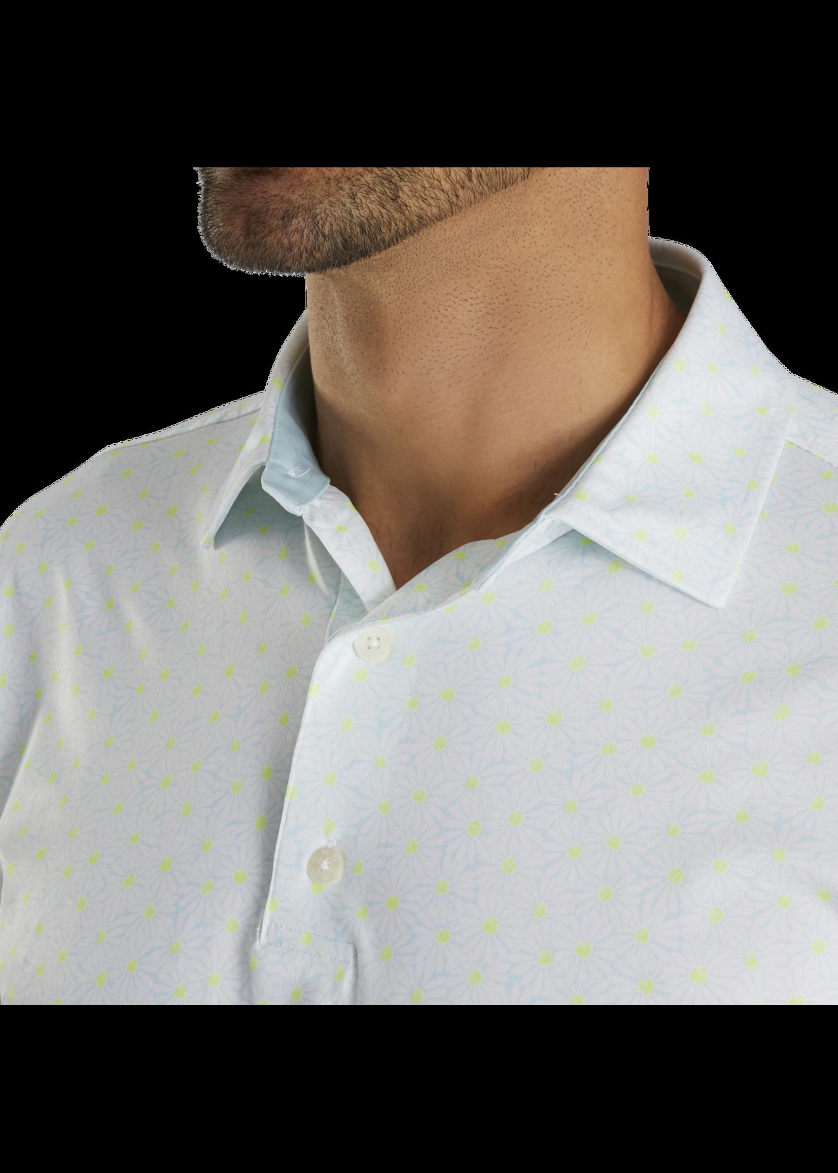 FJ Golf Shirt Daisy