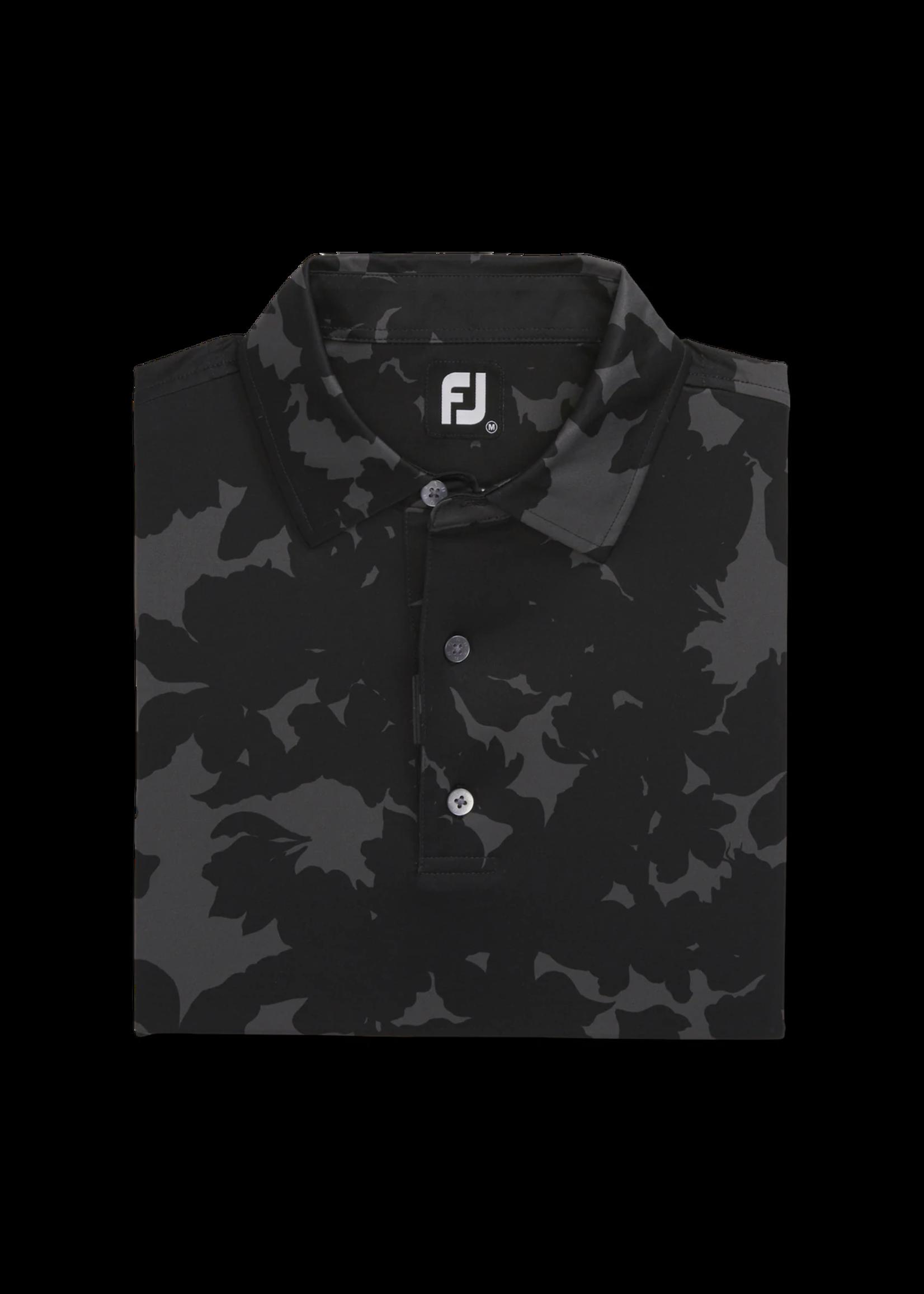 FJ Golf Shirt Floral