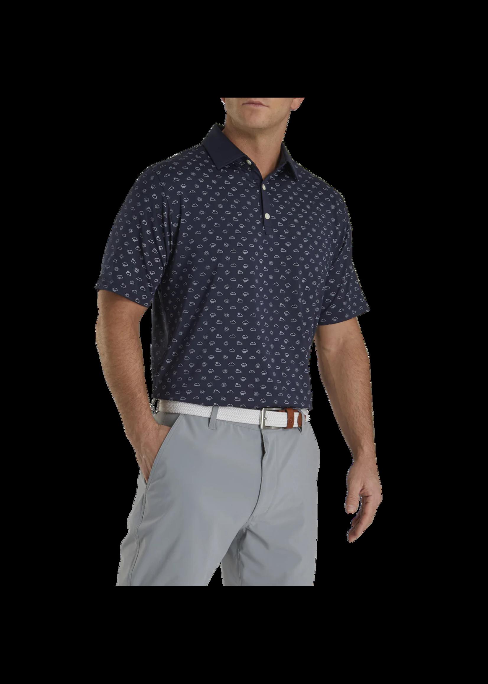 FJ Golf Shirt Weather