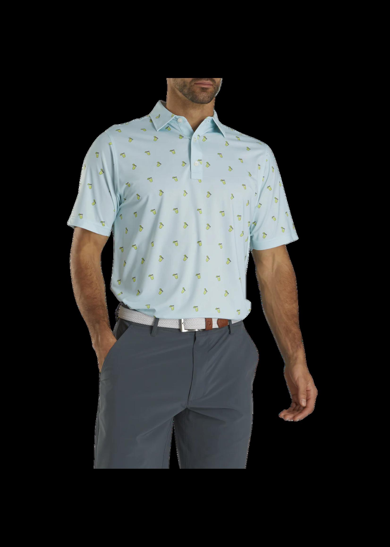 FJ Golf Shirt Cocktail