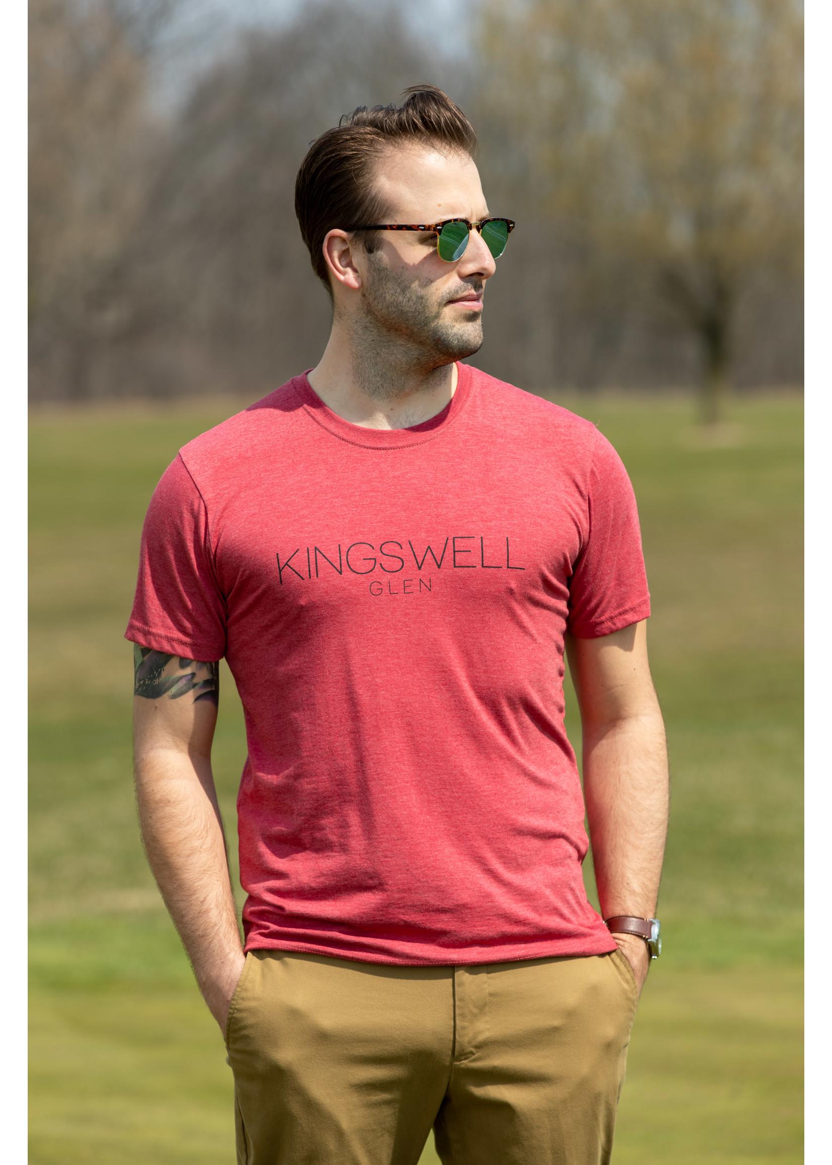 KINGSWELL GLEN T-Shirt (Large Logo)