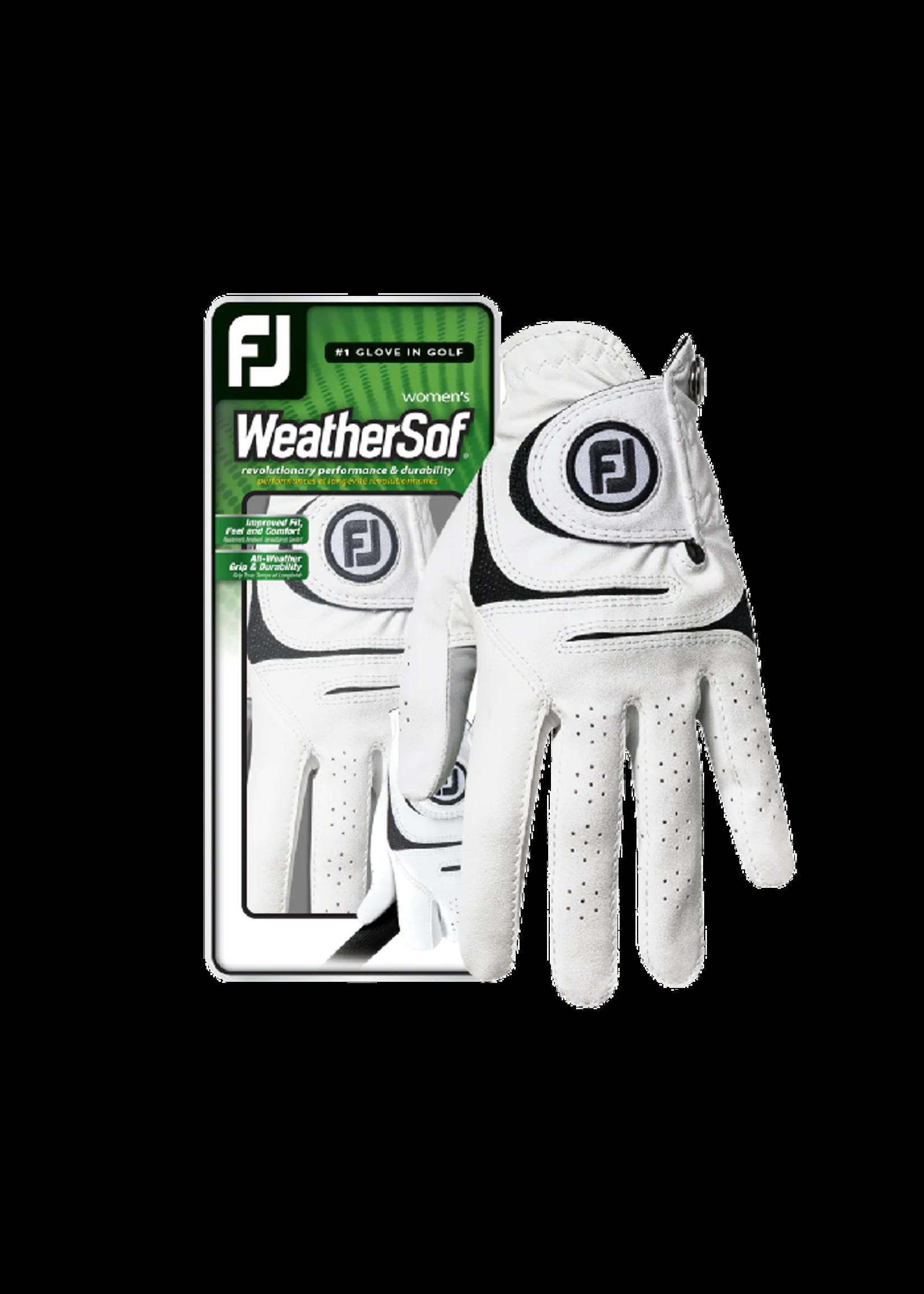FJ Weathersof Glove Regular Womens