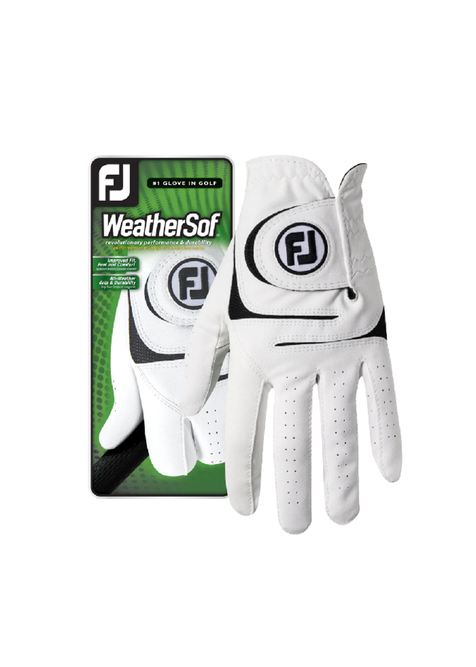 FJ WeatherSof Cadet Glove Regular Men