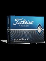 TITLEIST TOUR SOFT GOLF BALLS (Dozen)