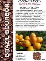 BrewBakers Coffee Bean Brazil Bourbon 340g
