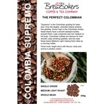 BrewBakers Coffee Bean Supremo Colombia 340g