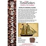 BrewBakers Coffee Bean Mocha Java Blend 340g