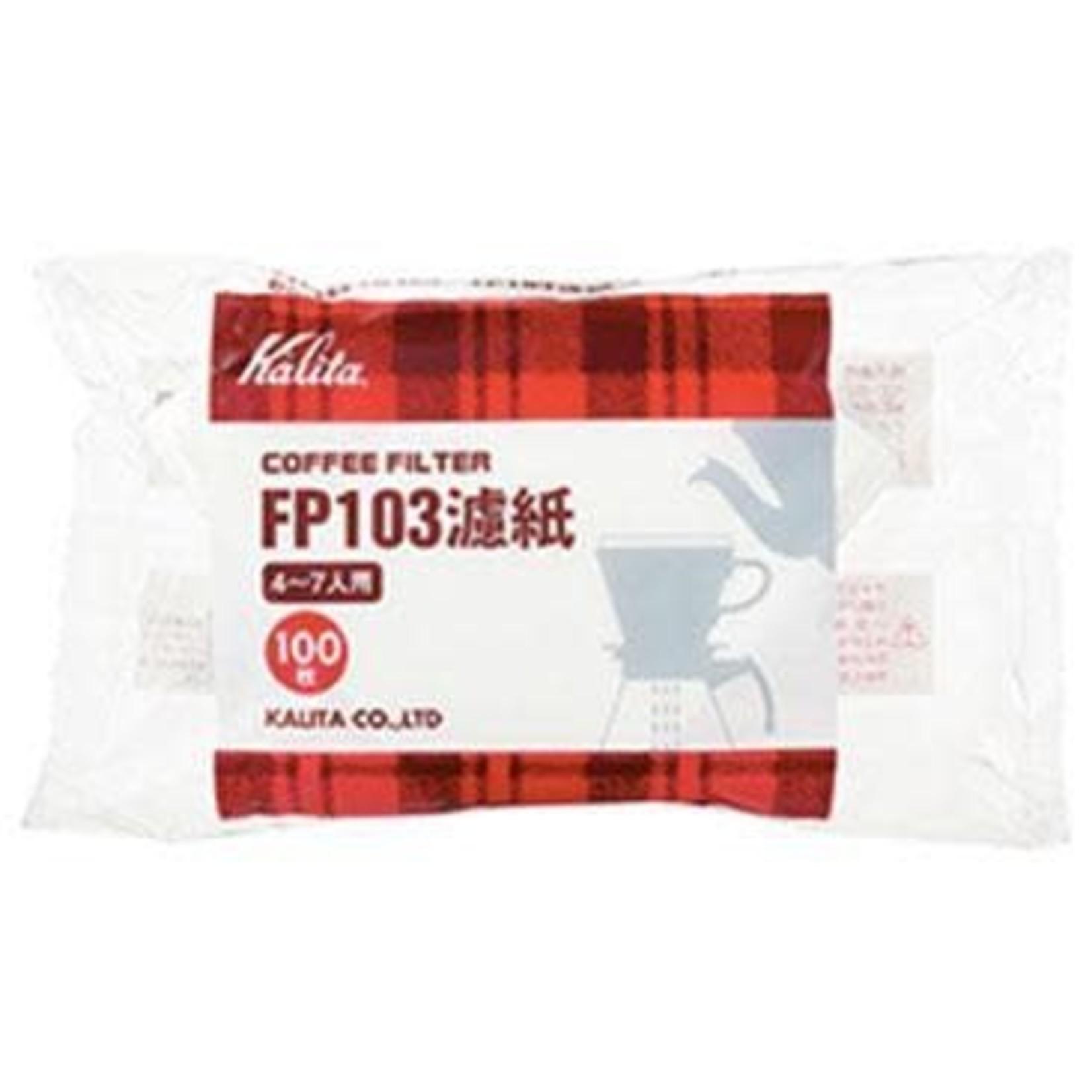 Kalita Kalita Paper Coffee Filters #4 (100)