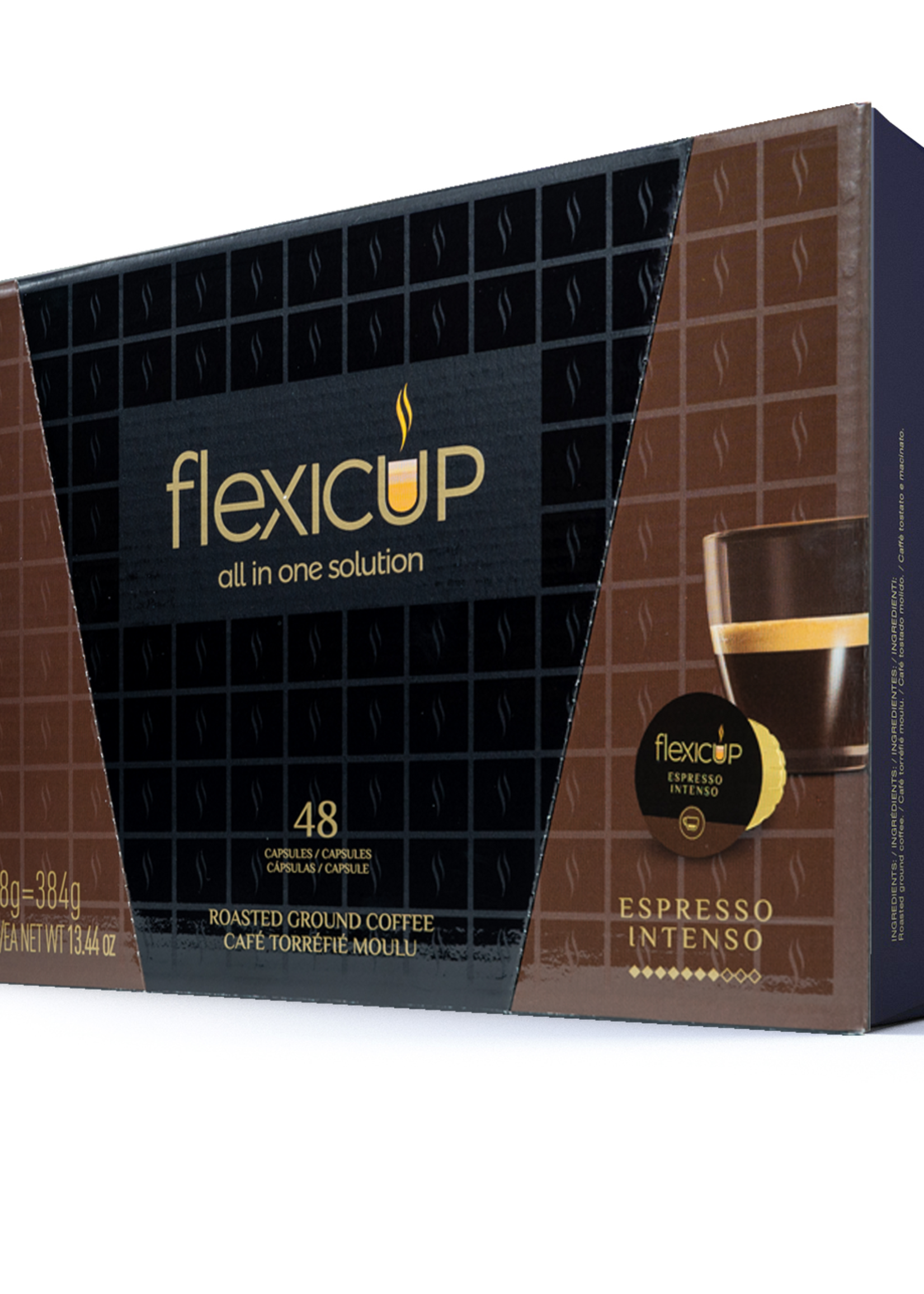 flexicup flexicup Espresso Intenso (48)
