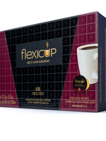 flexicup flexicup French Roast (48)