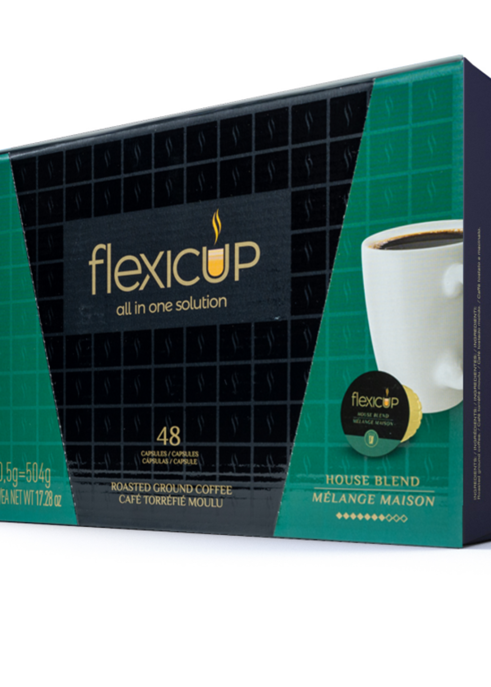 flexicup flexicup House Blend (48)