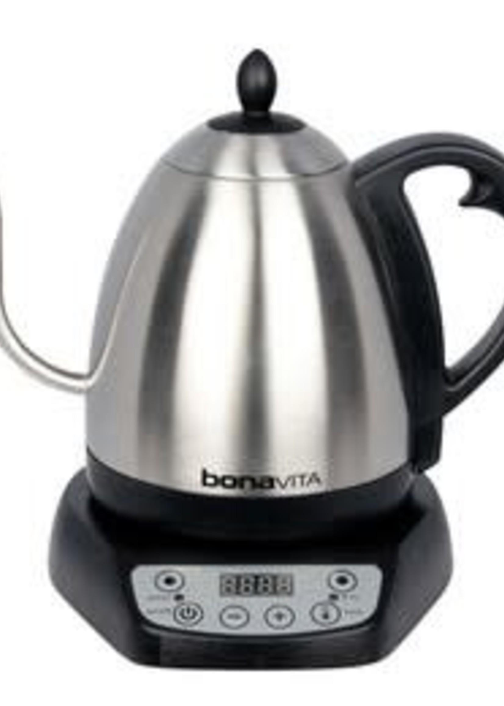 Bonavita Bonavita Electric Variable Temp. Gooseneck Kettle 1L