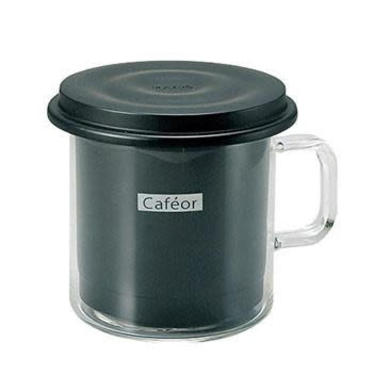 Hario Hario CafeOr 1 Cup Travel Dripper & Mug