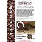BrewBakers Coffee Bean Costa Rica Noir 340g