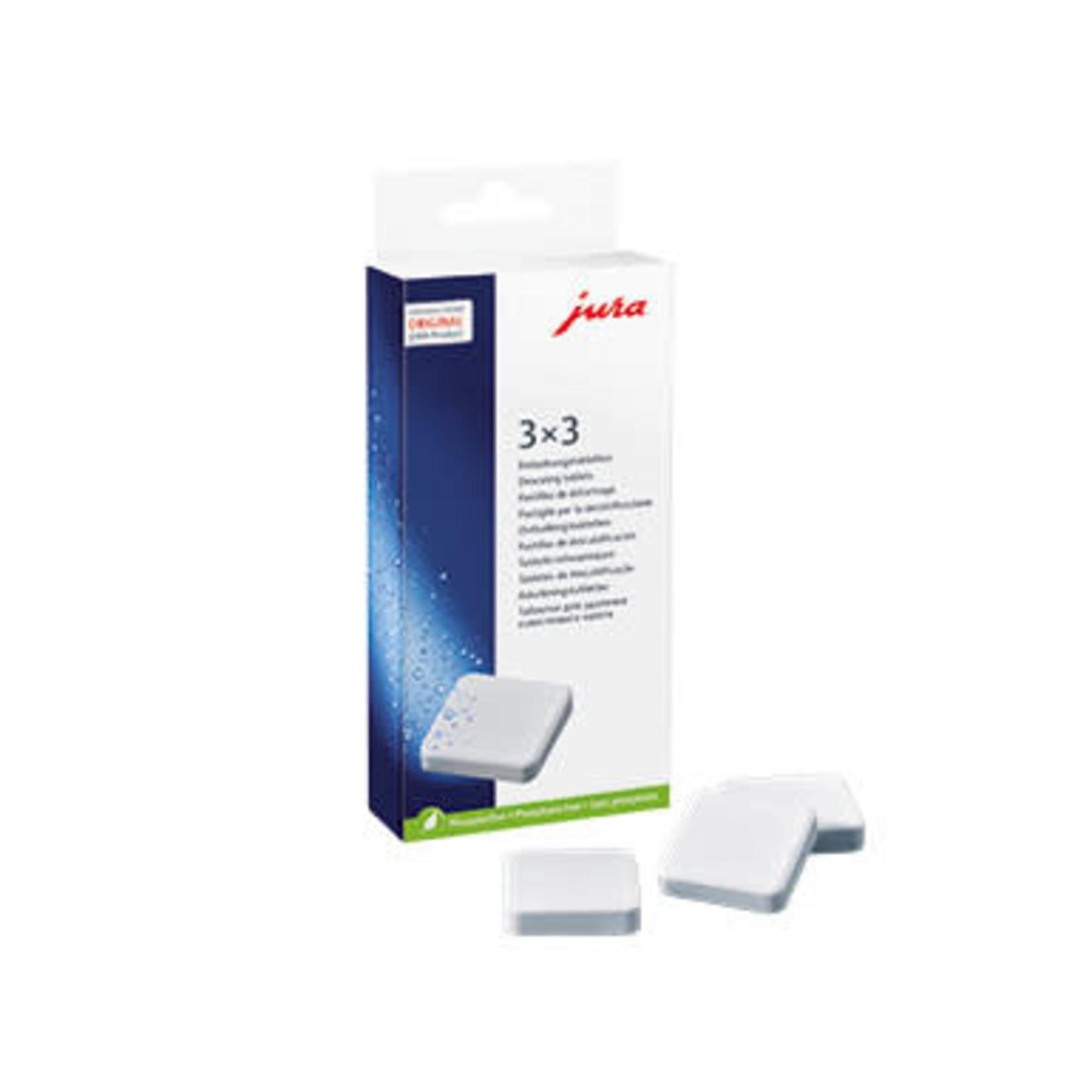 JURA Jura Descaling Tablets 3x3 Pack