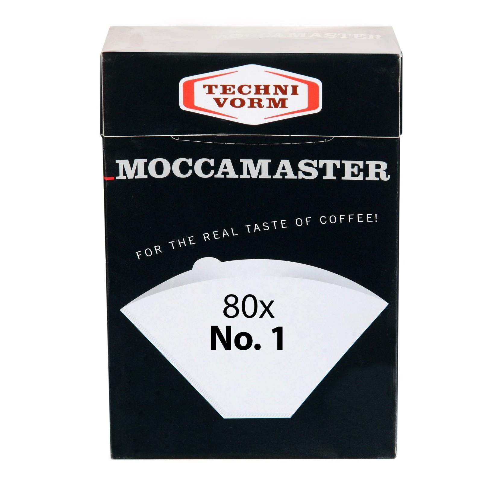 Technivorm Technivorm Paper Coffee Filters #1 (80)