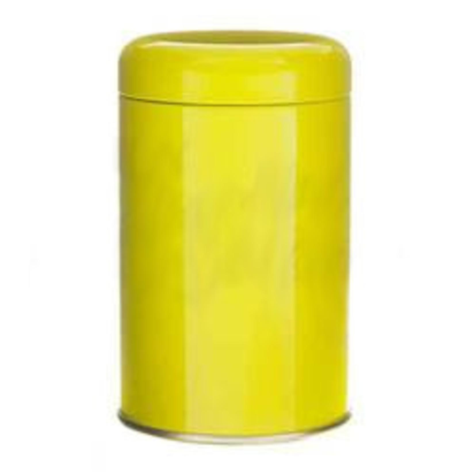 Metropolitan Tea Tea Tin Small Yellow - 50g/1.7oz