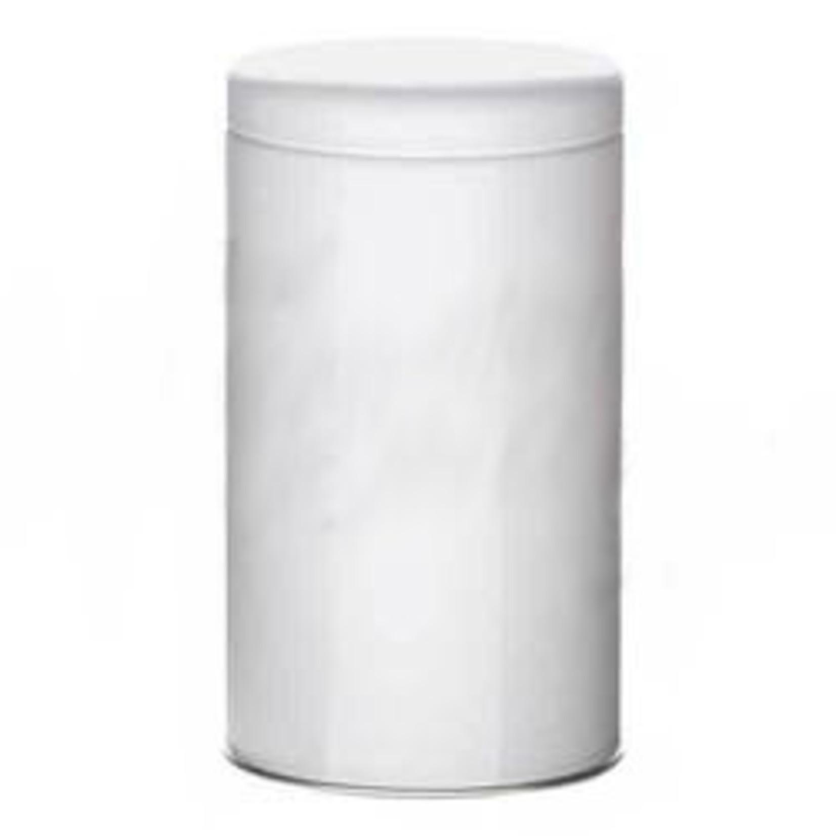 Metropolitan Tea Tea Tin Medium White- 100g/3.5oz