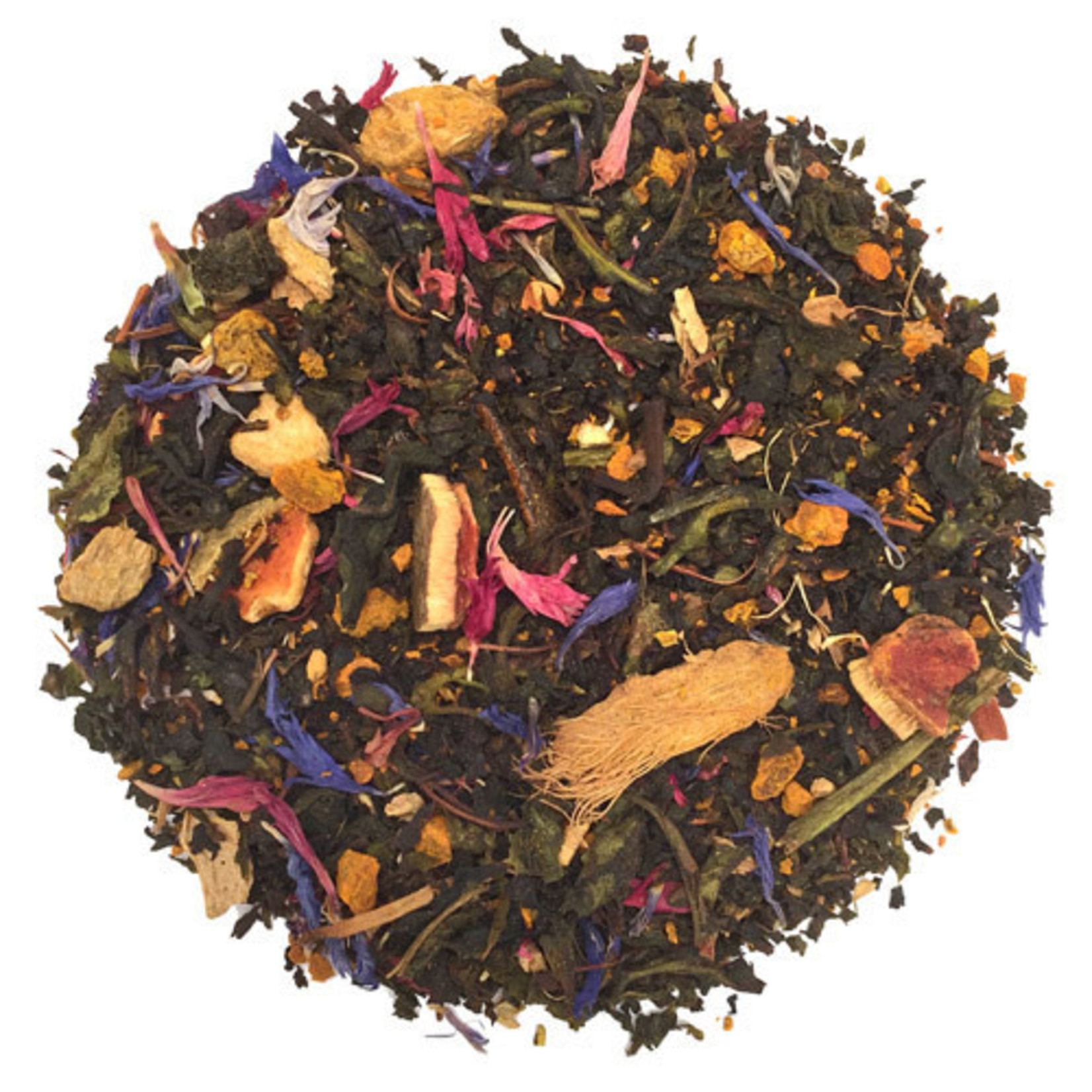 BrewBakers Tea Ginger Turmeric LARGE 250g