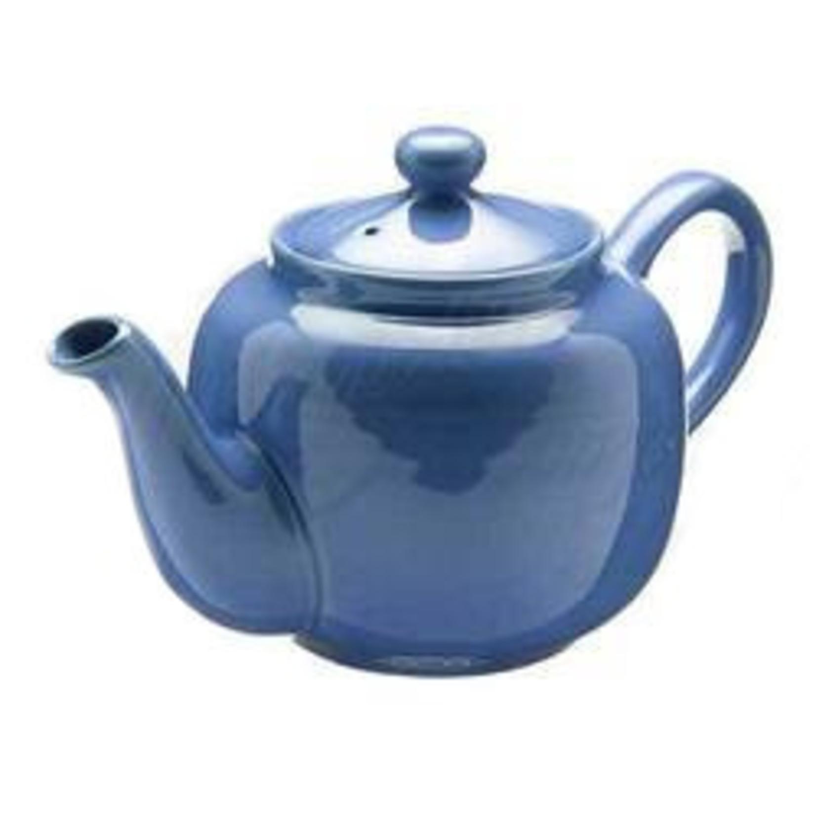 BrewBakers Sherwood Tea Pot 3 Cup Blue