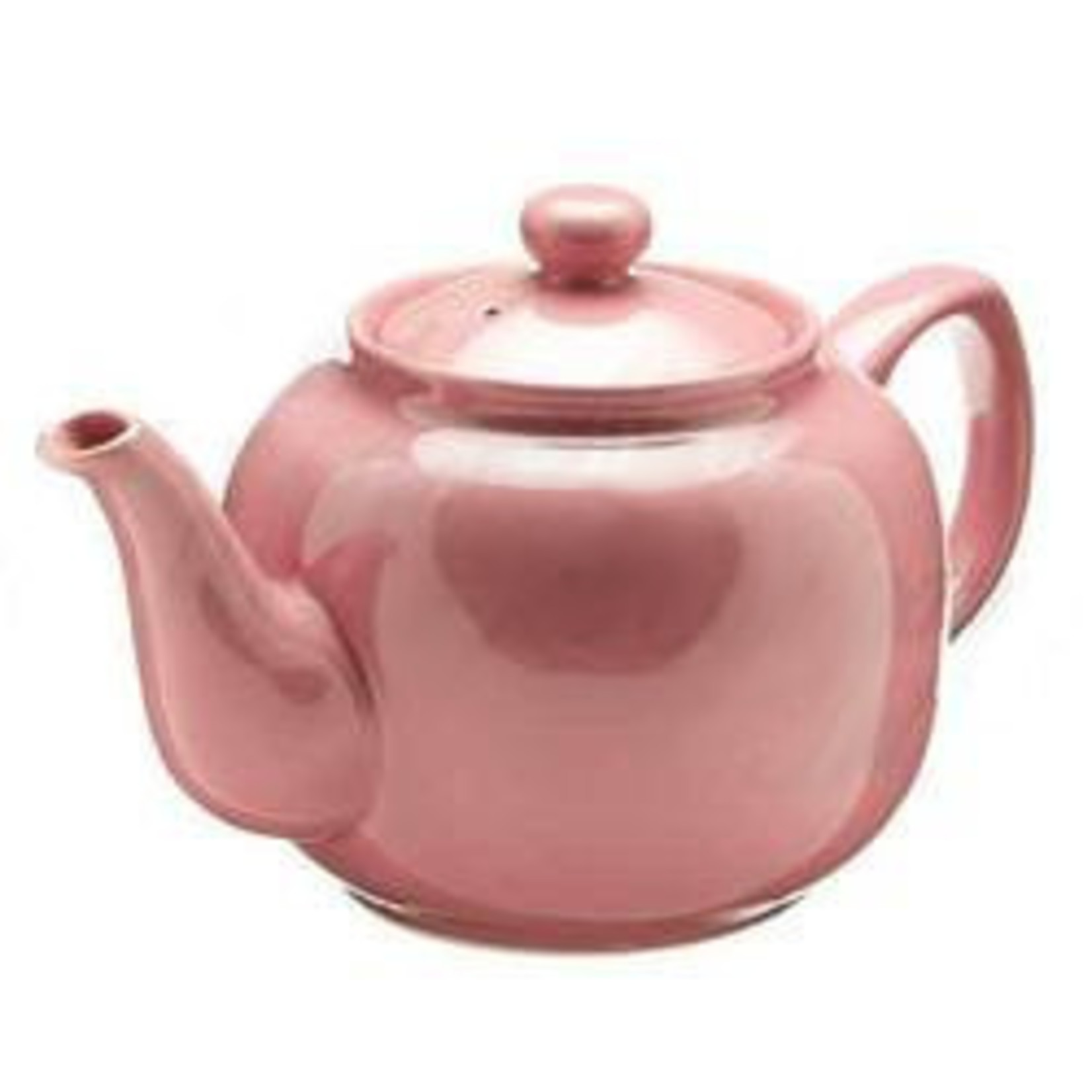 BrewBakers Windsor Tea Pot 6 Cup Sierra Rose