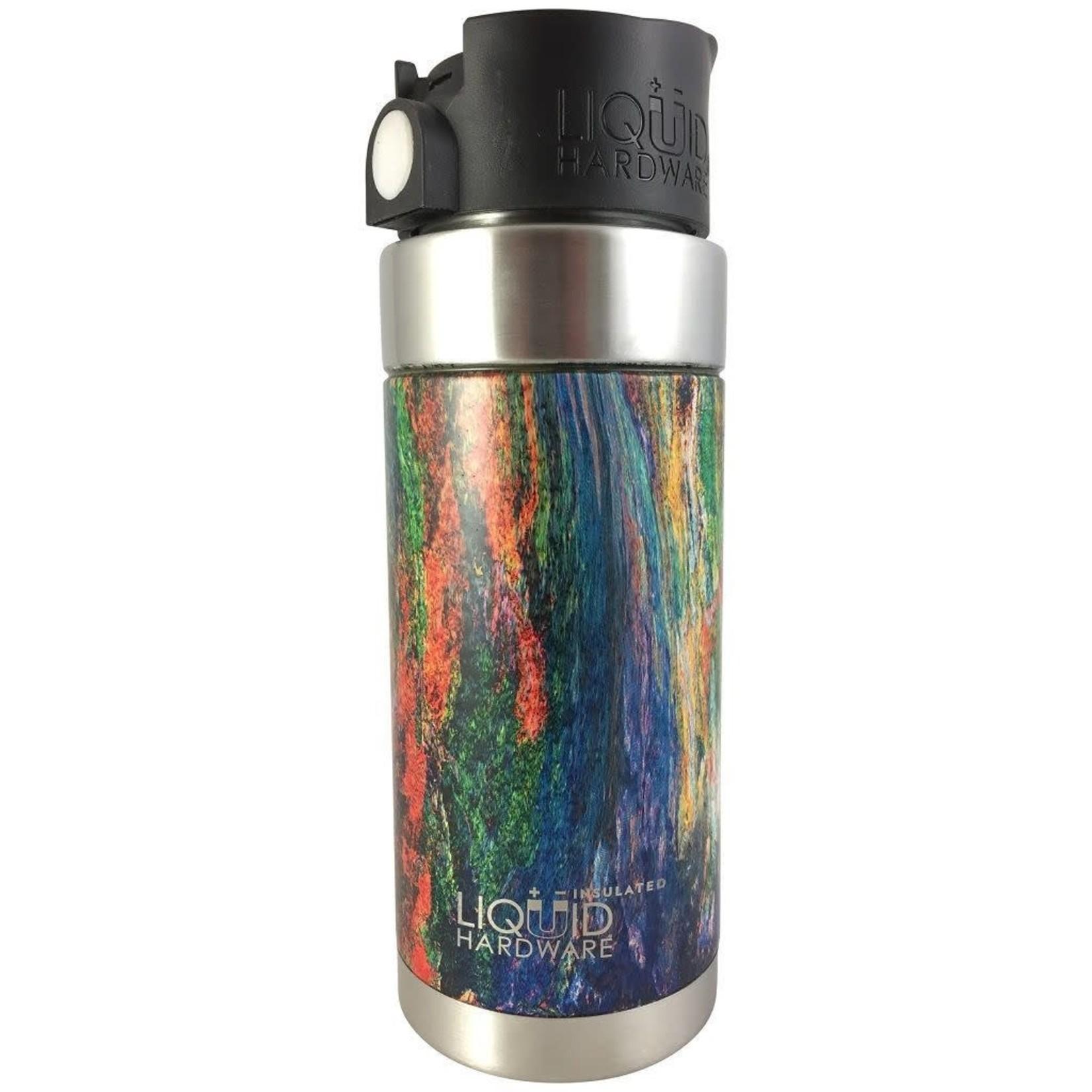 Liquid Hardware Liquid Hardware Travel Mug- Melted Colours