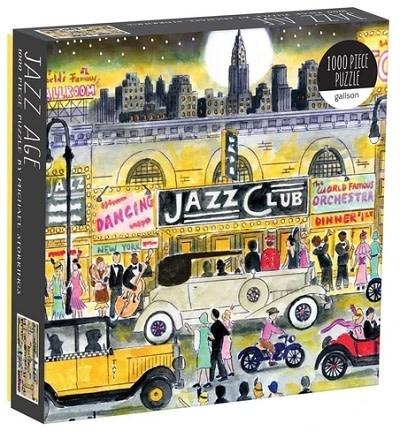 Galison Jazz Age  by Michael Storrings