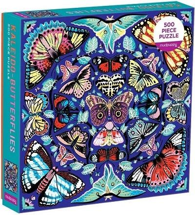 Mudpuppy Keleido-Butterflies