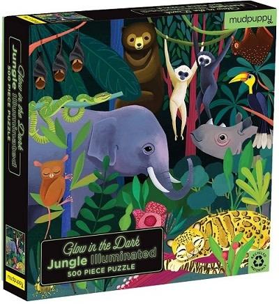 Mudpuppy Jungle Illuminated