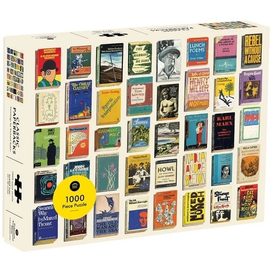 Classic Paperbacks by Richard Baker