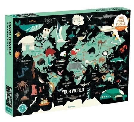 Mudpuppy Your World