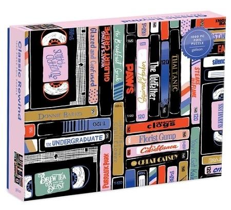 Galison Classic Rewind