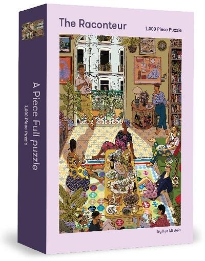 Hardie Grant Books The Raconteur by Ilya Milstein