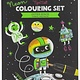 Tiger Tribe Neon Coloring set - Outer Space 5+