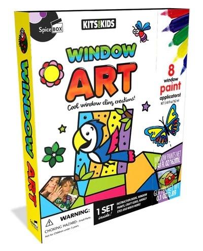 Spicebox Window Art 8+