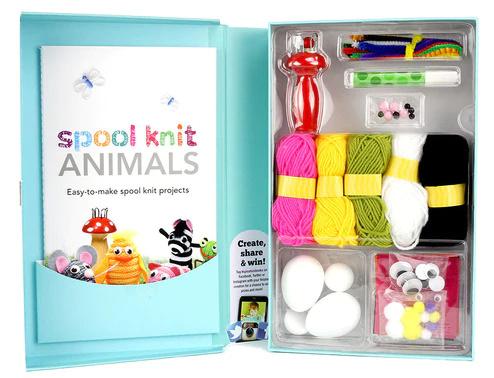 Spicebox Spool Animals 8+