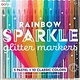 OOLY Rainbow Sparkle Glitter Markers 6+