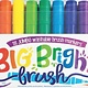 OOLY Big Bright Brushes Markers 3+