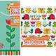 OOLY Doodle Duo  Sketch Pads (2-pack) 3+