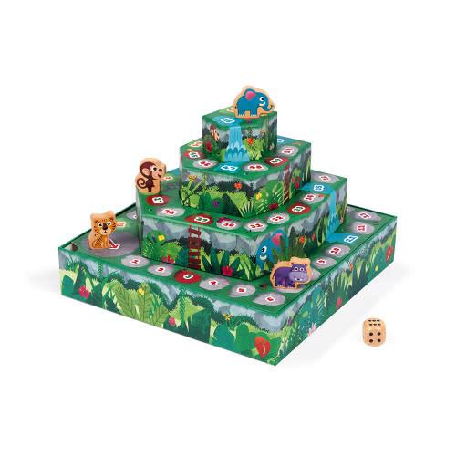 Jungle! (recommend age 5-10)