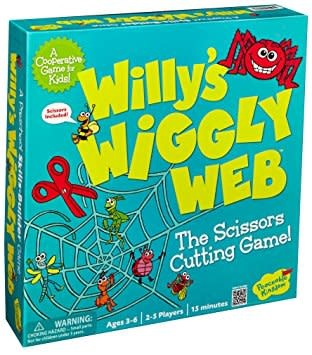 Willy's Wiggly Web 3+