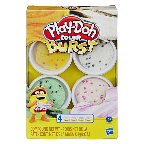 Play-doh Play-doh Color Burst 3+