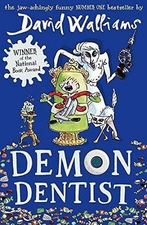 Harper Publishing Demon Dentist by David Walliams (9+)