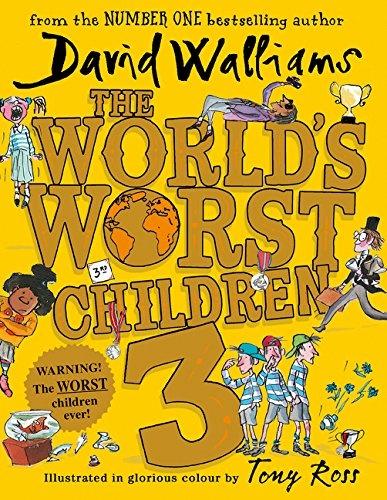 Harper Publishing The World's Worst Children 3 by David Walliams (9+)