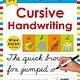 Priddy Books Cursive Handwriting (5-7)