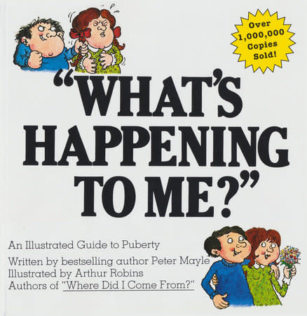 What's Happening to Me? by Peter Mayle (8+)