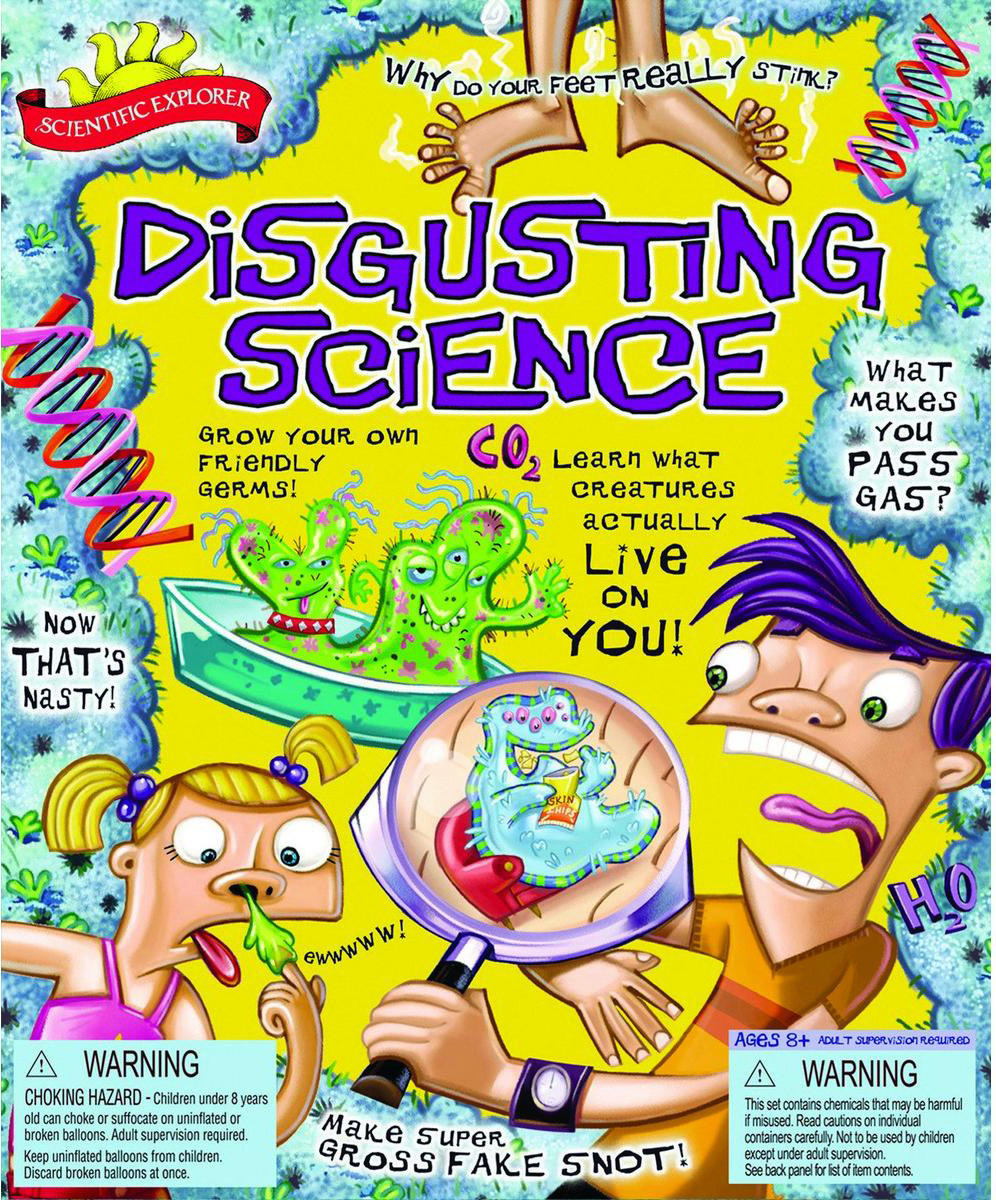 Disgusting Science 8+