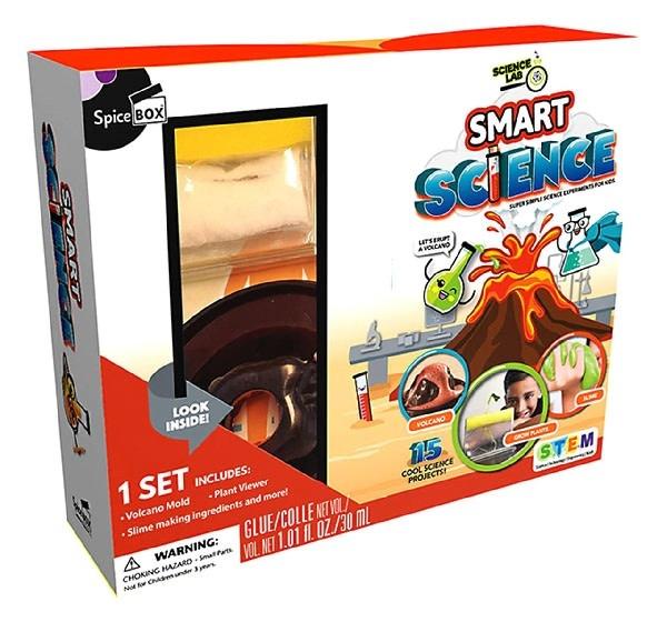 Spicebox Smart Science 8+