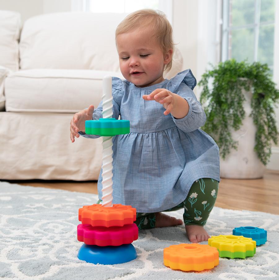 Fat Brain Toys Spin Again by Fat Brain Toys 12m+