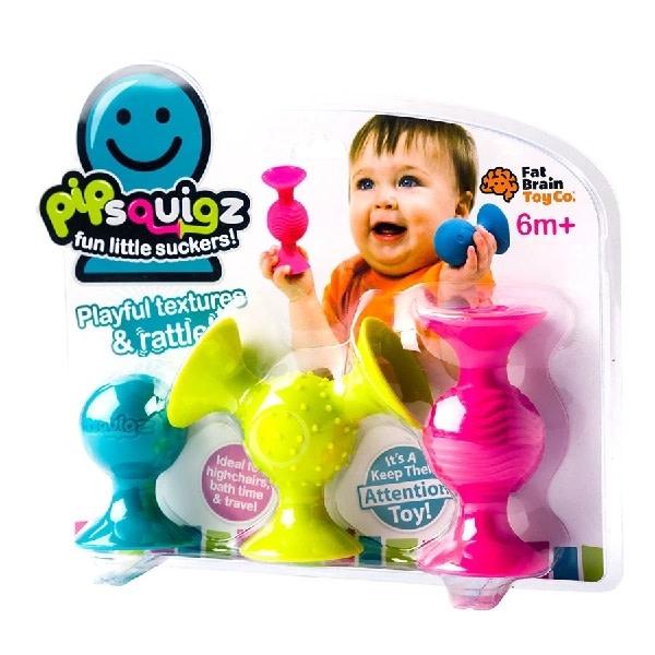 Fat Brain Toys pipsSquigz 6m+